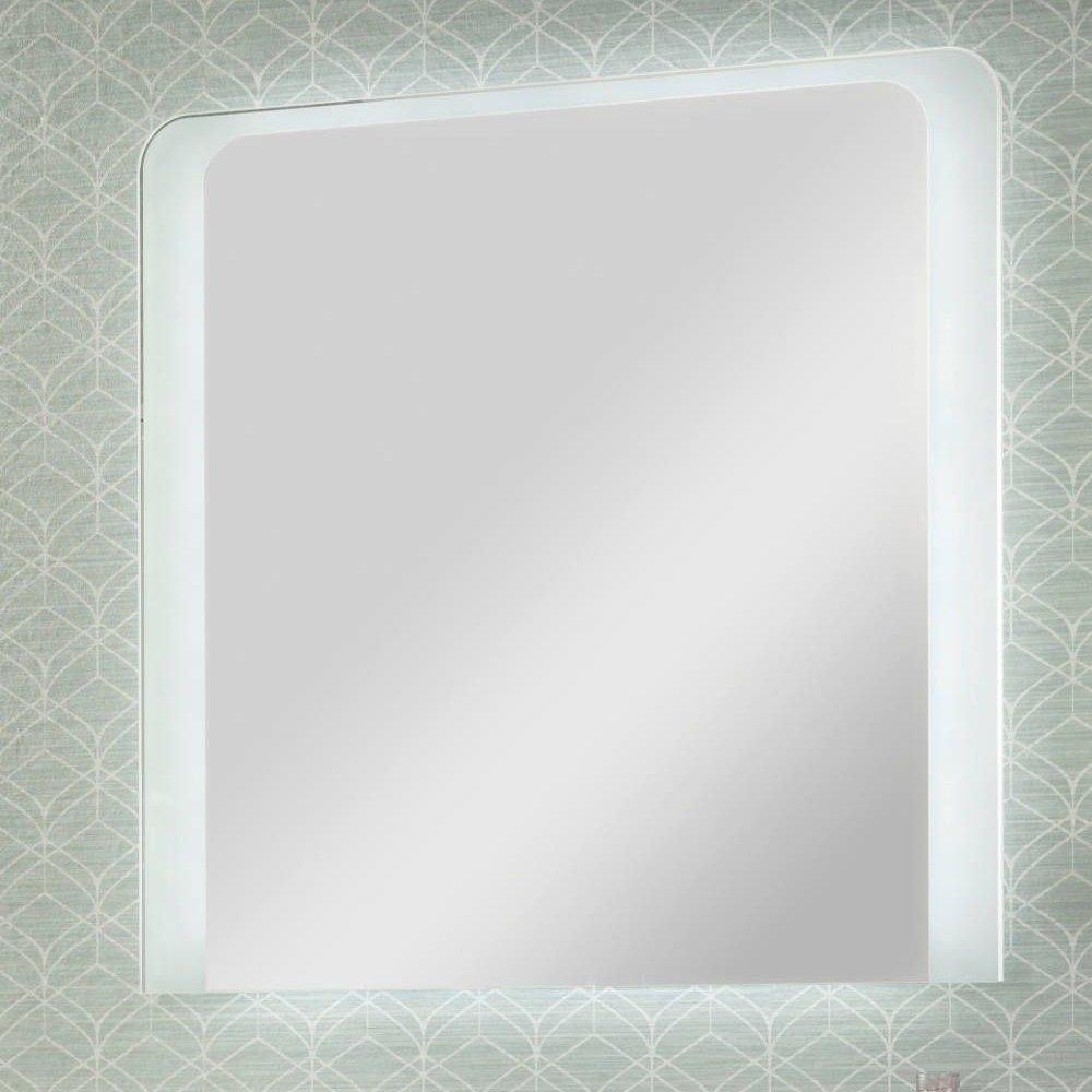 Stylowe Lustro łazienkowe Mi 80 Z Oświetleniem Led Fackelmann 84298