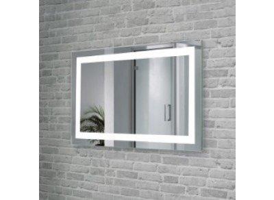 Lustro łazienkowe 120 X 80 Cm Oświetlenie Led Fackelmann 521647